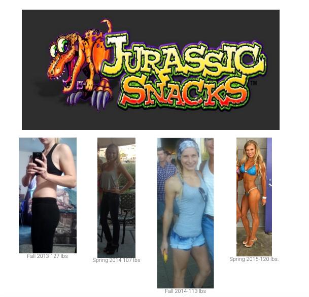 Jurassic Snacks